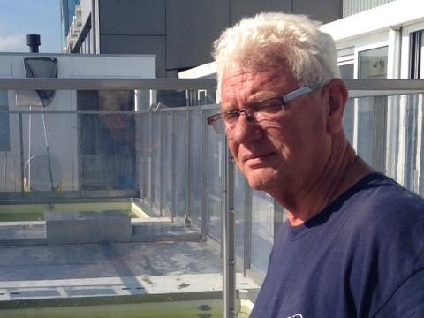 Frans Bubberman, Technische dienst